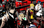 Persona 5: The Heart Stealers