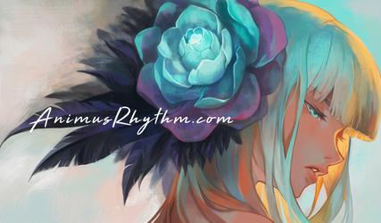Animus Rhythm Illustraion