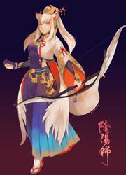 Character design Onmyoji
