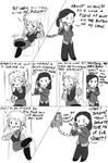 Labyrinth Comic - I
