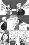 Labyrinth Comic - III