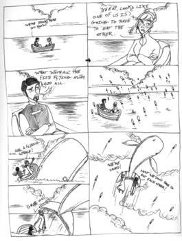 Random Shoomlah-Sirrus Comic