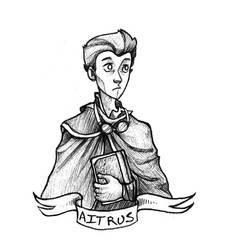 Hero Month - Aitrus by Artoveli