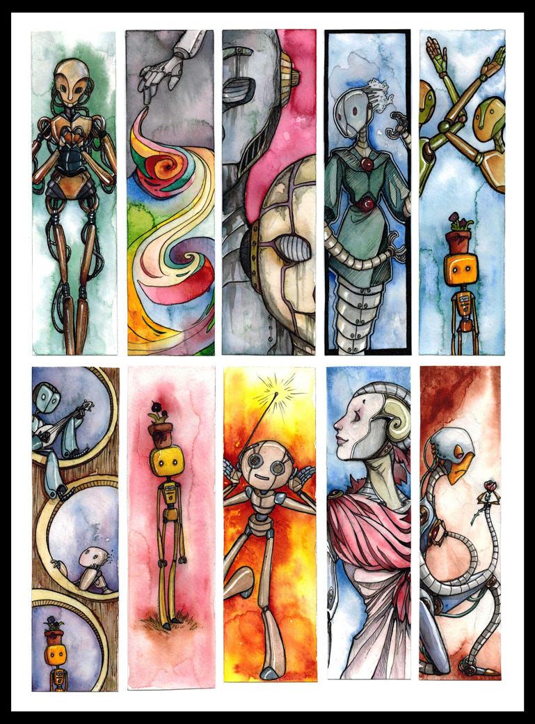 Robot Series - Complete by Artoveli