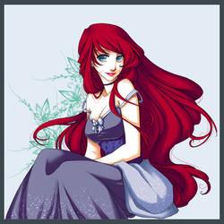 Princess Ariel by Emily-Fay