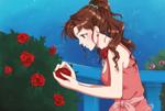 Sailor Moon Screencap Re-Draw 04