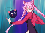 Sailor Moon Screencap Re-Draw 05