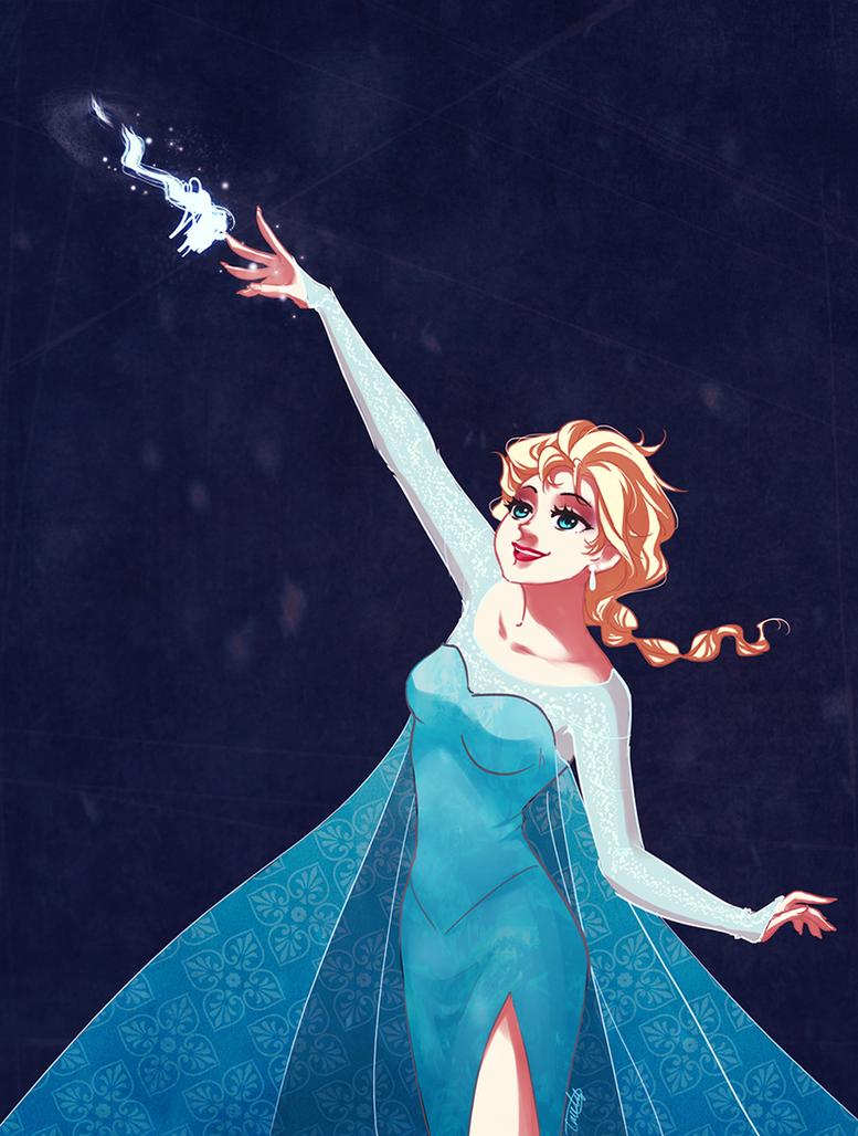Elsa by Emily-Fay
