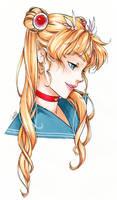 Sailor Moon bust [final]
