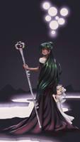 Lady Setsuna for Evaporatingmemory