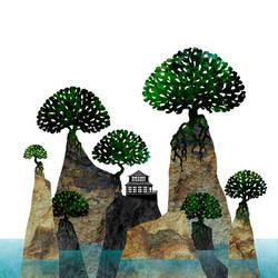 stone islands by nokkasili