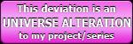 [F2U] Universe Alteration Button by SchrodingersKit