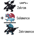 Poke-Fusion: Zekromence