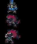 Poke-Fusion: Lucark