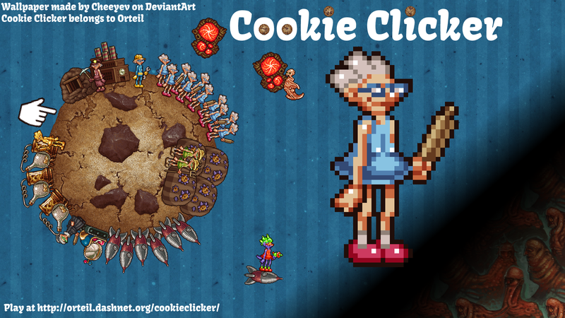 The Game That Inspired Cookie Clicker