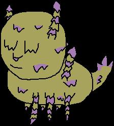Spider Dog Fakemon by Cheeyev