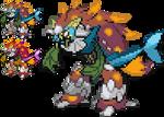 Poke-Fusion: Heaporivinetroark
