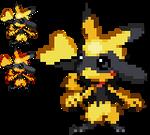 Poke-Fusion: Rikalu