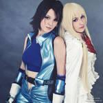 Tekken - Asuka x Lili