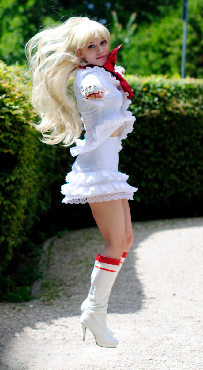 Tekken - Lili Cosplay 2 by Hikarux33
