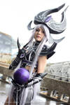 League of Legends- Syndra cosplay