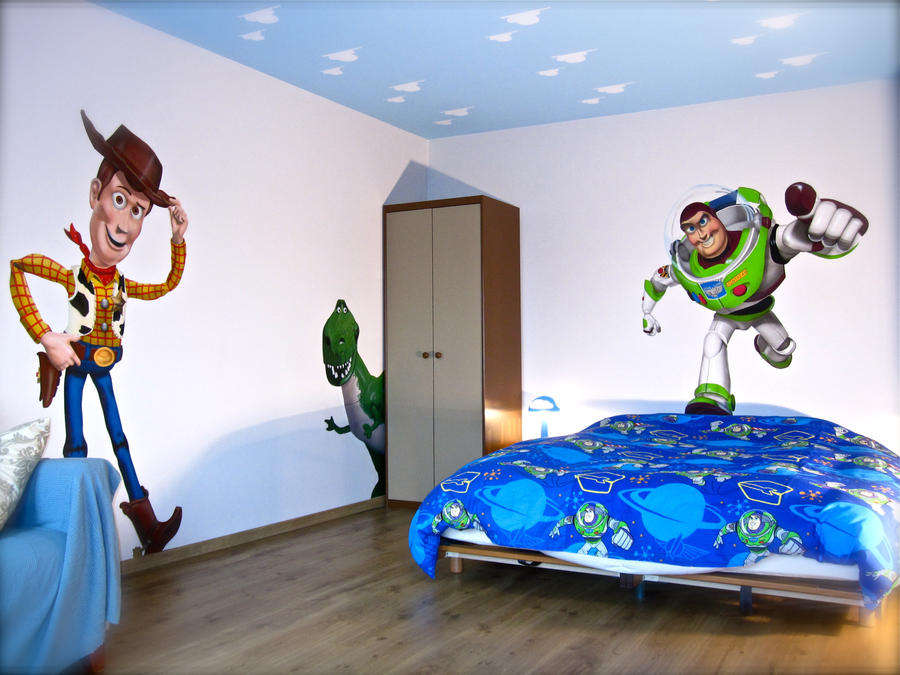 Toy Story Room Part 2 By Stew Illustrations ... Part 5