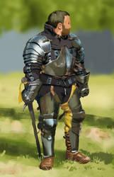 Armor training by alxcarvalho