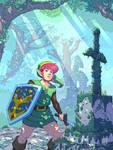 Zelda - Link To The Past