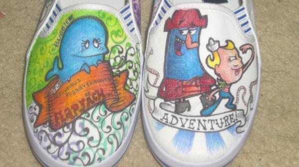 flapjack_shoes by KathyAlejandra