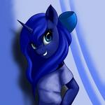 The Human Princess Luna