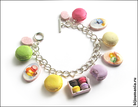 Les Macarons by allim-lip