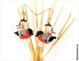 Bullfinch 2 by allim-lip