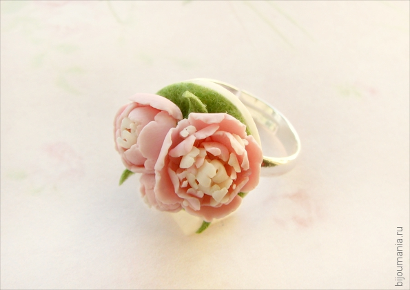 Ring Pink Peonies by allim-lip