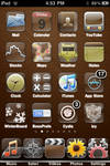 Leatherful iTouch Theme Test