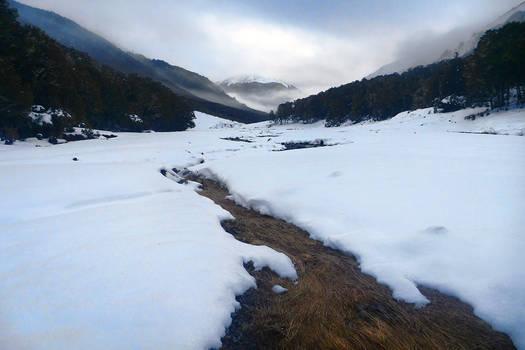 Down Anne Pass