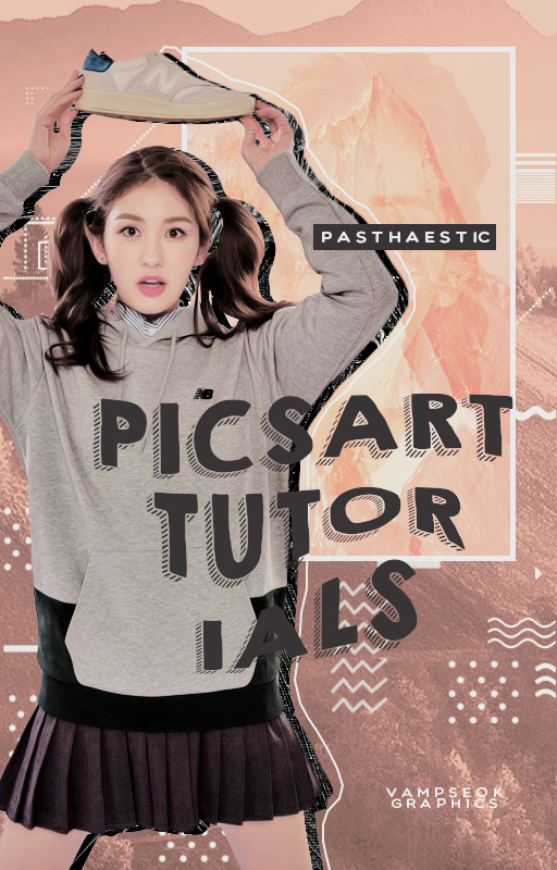 picsart tutorials - pasthaestic by kailalonzo on DeviantArt