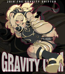 GRAVITY C*M by Dragoon-Rekka