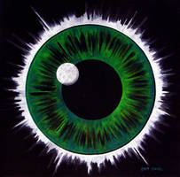 the eclipse in my eye by A-D-McGowan