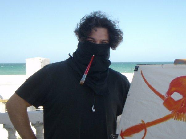 Commandante Pirate Artist Me by A-D-McGowan