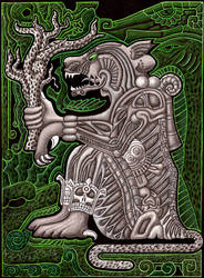 Jaguar God of the Underworld