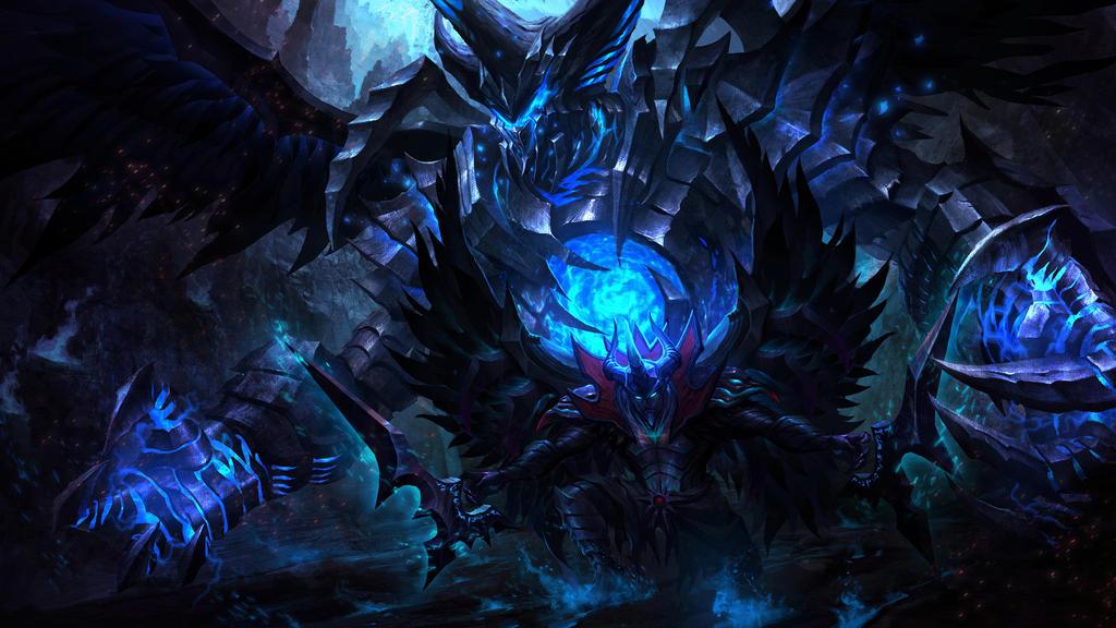 Terror Blade by wei-zi