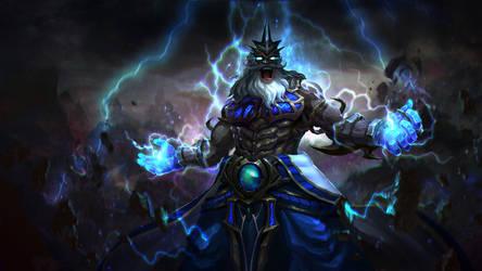 Zeus by wei-zi