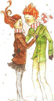 HP - Ron and Hermione