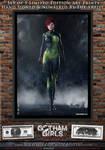 Poison Ivy, Gotham Girls Comic Series, Evolution by PaulSuttonArt