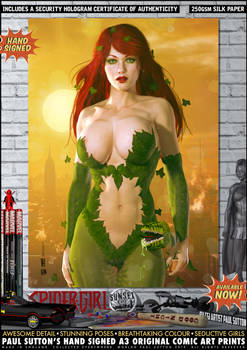 Poison Ivy 'Sunset City' Series
