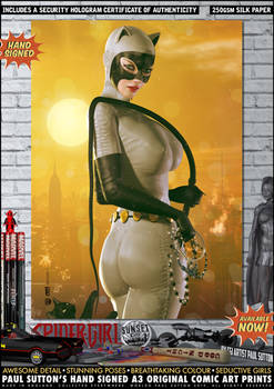 Catwoman DC Animated Universe 'Sunset City' Series