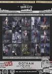 15 Print Selection 'Dark City' Comic Prints Promo