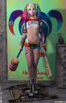 Harley Quinn 'Teenage Bedroom Heroines' Series