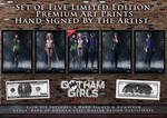 Gotham Girls Comic Series, Evolution Comic Series
