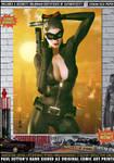Catwoman (Cat, TDKR) 'Sunset City' Series